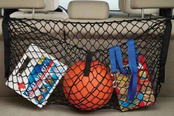 a car storage net