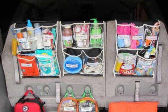 a car pocket organizer