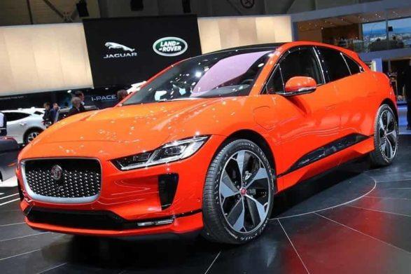 a 2020 jaguar i-pace