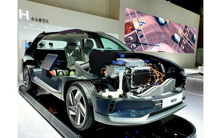 Hyundai and INEOS signed a memorandum of understanding to explore new opportunities together in the hydrogen economy. - IMAGE: Hyundai