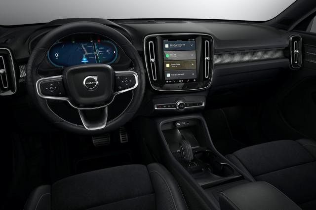 2021 Volvo XC40 Recharge