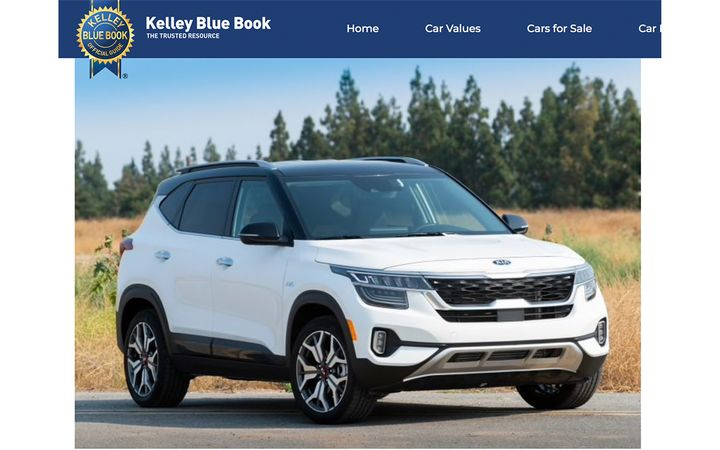Annual awards name Kia Seltos as the 'Best New Model for 2021'. - IMAGE: Kelley Blue Book