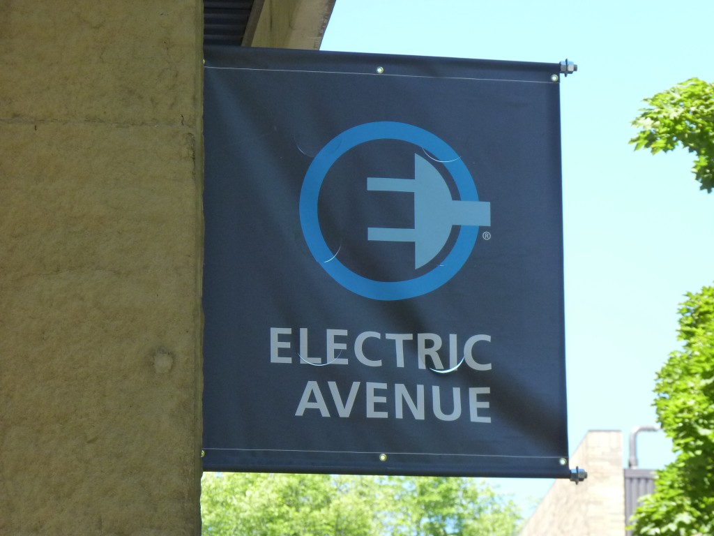 Electric Avenue - Portland, OR