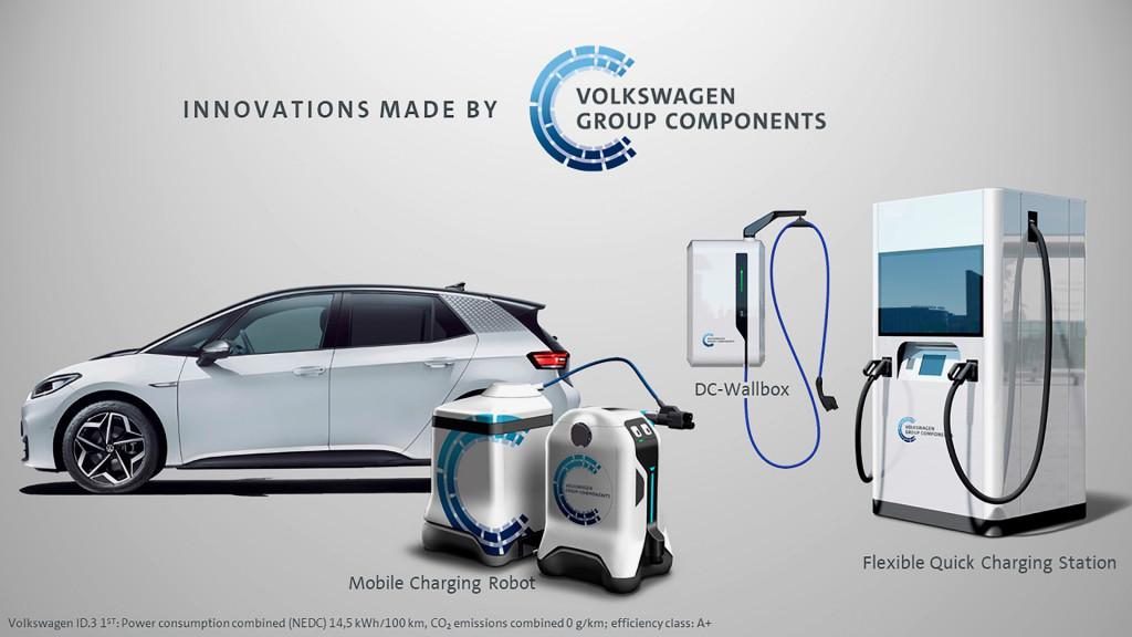 Volkswagen bi-directional charging pilot program
