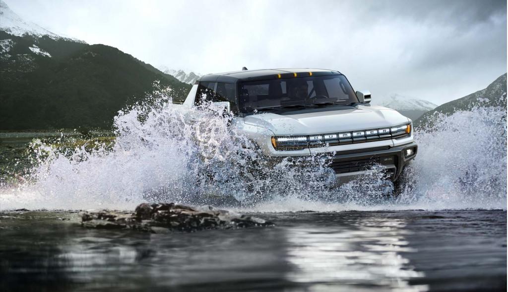 2022 GMC Hummer EV