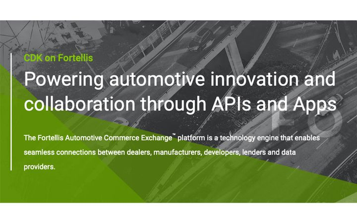 Neuron reflects the latest Fortellis innovation built to fuel automotive commerce. - IMAGE: CDKGlobal.com