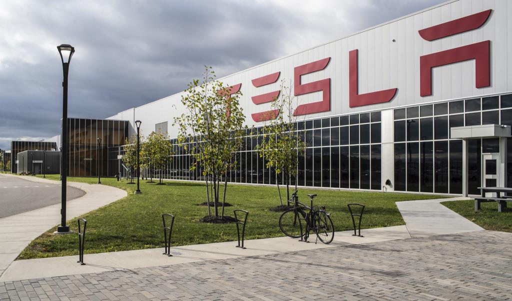 Tesla Gigafactory 2, Buffalo NY