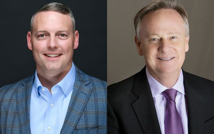 David Neuenschwander has been named chief sales officer of Portfolio, succeeding Dan Haugen, who has retired after 15 years with the company. - IMAGE: Portfolio