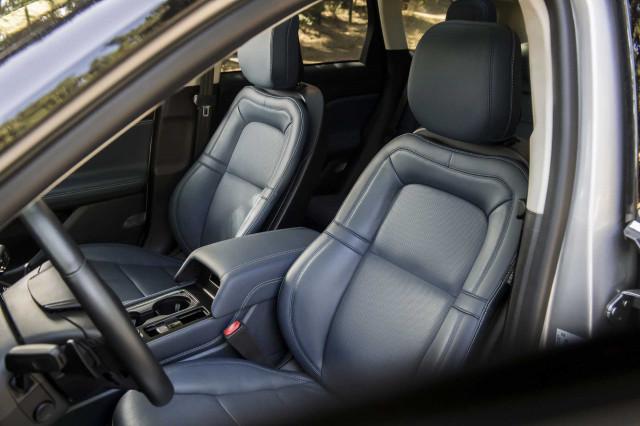 2020 Lincoln Corsair first drive