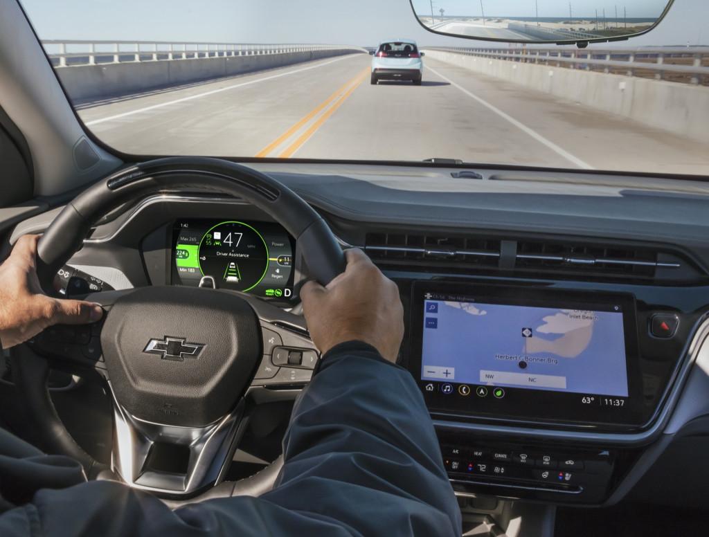 2022 Chevrolet Bolt EUV