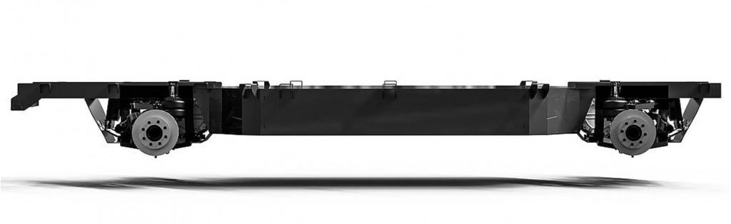 Atlis XP modular electric car platform