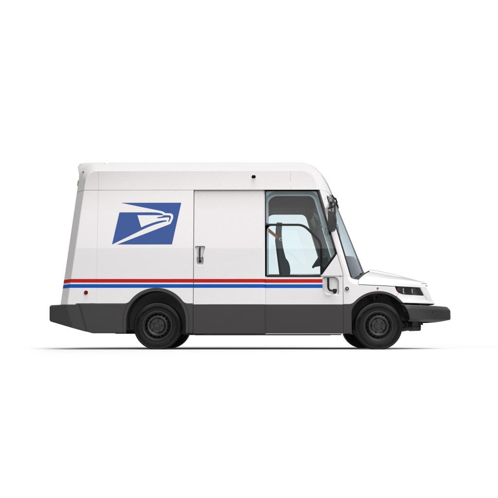 USPS Next Generation Delivery Vehicle - Oshkosh Defense