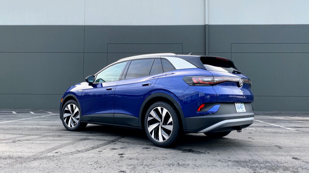 2021 Volkswagen ID.4 - First drive, Portland OR