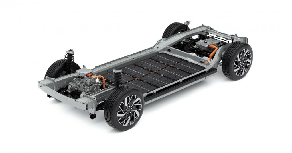 Hyundai Motor Group E-GMP platform