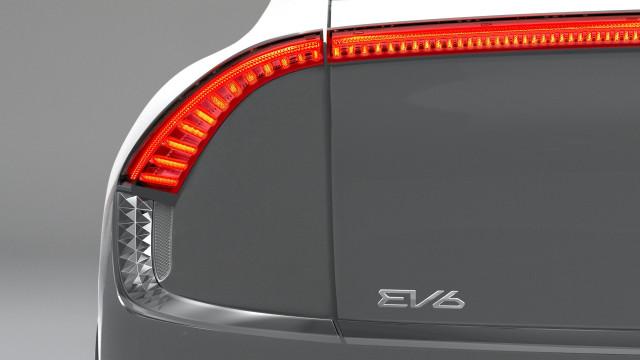 2022 Kia EV6 teaser