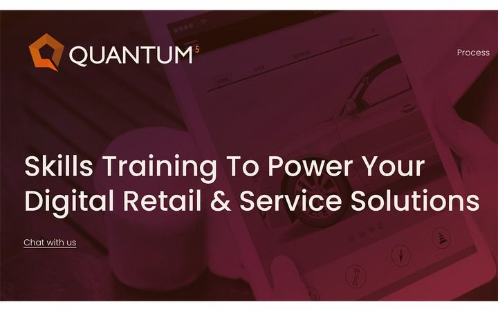 The app is designed to help sales and service people with skills like identifying the different social styles of buyers and help move them down the funnel toward a final sale, faster. - IMAGE: Quantum5.ai