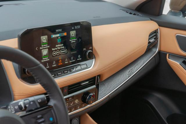 2021 Nissan Rogue Platinum