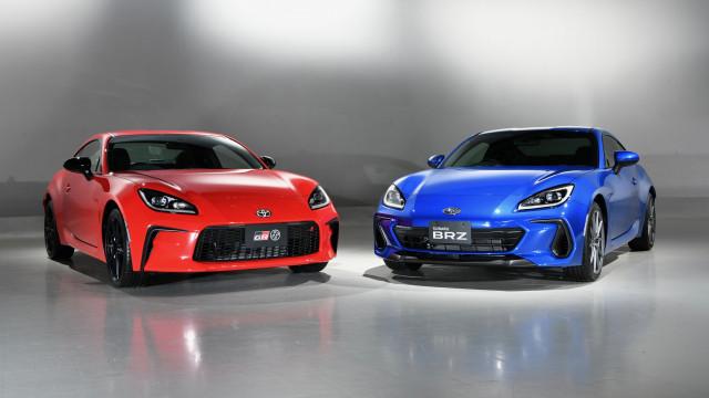 2022 Toyota GR 86 and 2022 Subaru BRZ