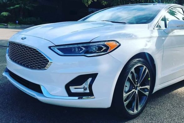 a 2019 ford fusion