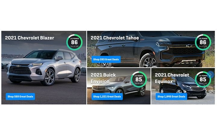 The intent of the alliance is to give consumers more flexible choices when making vehicle purchase decisions. - IMAGE: JDPower.com