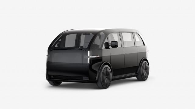 Canoo Lifestyle Vehicle