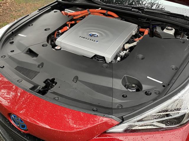 2021 Toyota Mirai - Portland OR
