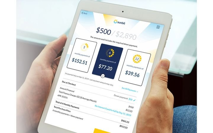 Sunbit technology is currently available in 111 MNAO dealerships. - IMAGE: Sunbit.com