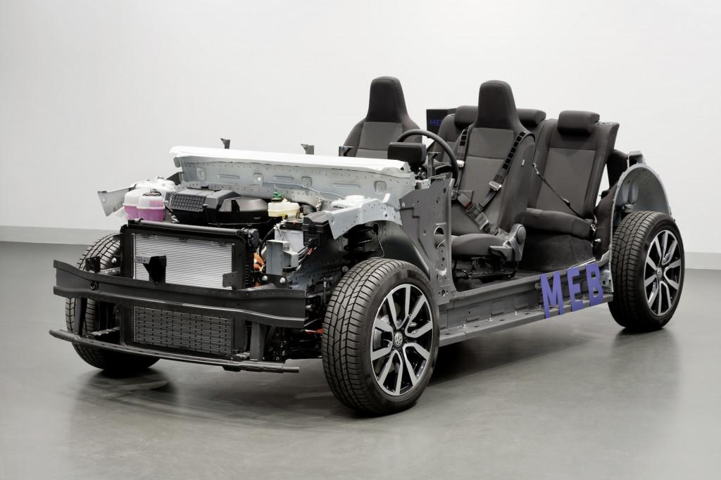 VW MEB platform