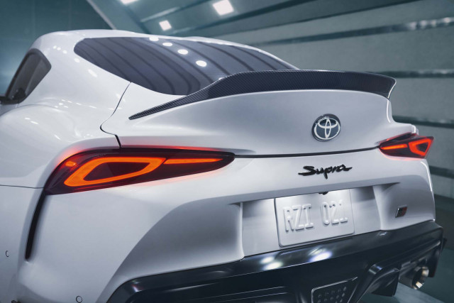 2022 Toyota Supra A91-CF Edition
