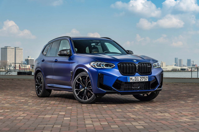 2022 BMW X3 M Competition
