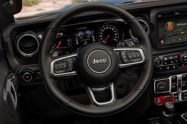2021 Jeep Wrangler int