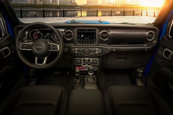 2021 Jeep Wrangler int2