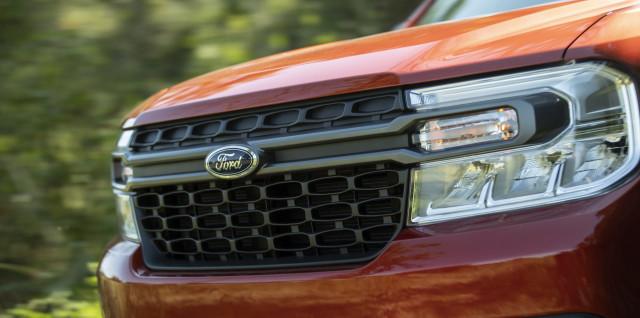2022 Ford Maverick XLT FX4