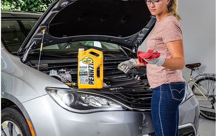 October is Fall Car Care Month and Pennzoil has five useful maintenance tips to share with customers to keep them feeling confident in their vehicles for the months ahead. - IMAGE: Penzoil